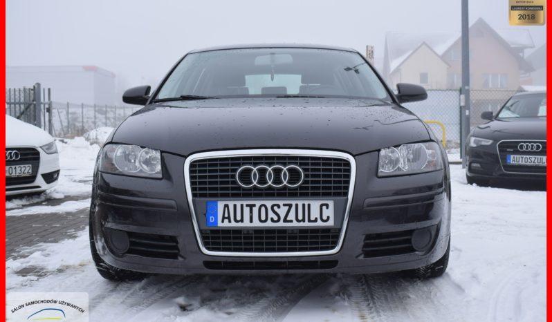 Audi A3 1.6 Benzyna + Gaz, Model : 2006 , Automat, Sportback ( 5-drzwi ) , I-Właściciel, Ekonomiczny, Sprawny technicznie, Gwarancja full