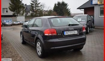 Audi A3 2.0 TDI 140 KM, Zarejestrowany, Opłacony, Zadbany, 6-biegów, Alu, Klimatronik, Gwarancja full
