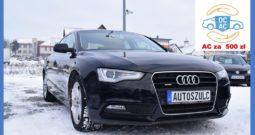 Audi A5 3.0 TDI Quattro Sportback, Model: 2013, Full Pakiet, Serwisowany, Automat, Gwarancja techniczna