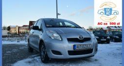 Toyota Yaris 1.0 Benzyna, Na Łańcuszku, 5-drzwi, Klima, Sprowadzony, Ekonomiczny, Gwarancja