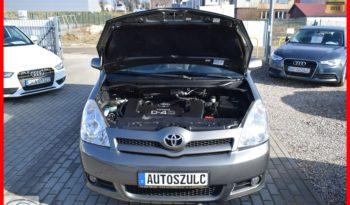 Toyota Corolla Verso 2.0 D-4D , 7-Osobowy, Zadbany, Najlepsza jednostka, Klimatronik, Gwarancja full