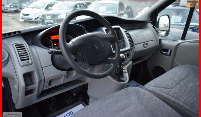 Renault Trafic 2.0 CDTI, 9-Osobowy, Wersja Long, Motylkowe drzwi, Model : 2011, Bogato wyposażony, BDB Stan full