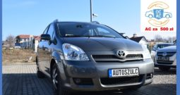 Toyota Corolla Verso 2.0 D-4D , 7-Osobowy, Zadbany, Najlepsza jednostka, Klimatronik, Gwarancja