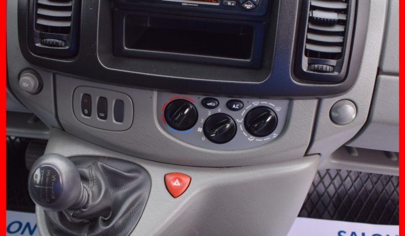 Opel Vivaro 2.0 CDTI, 9- Osobowy, Wersja LONG, Klimatyzacja, Bardzo zadbany, Serwisowany, Bezwypadkowy, Gwarancja full