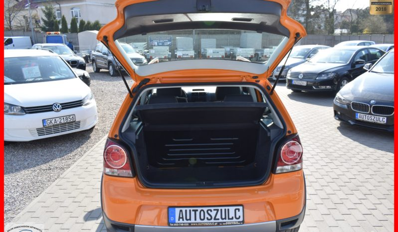 VW Polo Cross 1.9 TDI, Serwisowany, Jedyny w swoim rodzaju, Model : 2007, Niespotykany kolor full