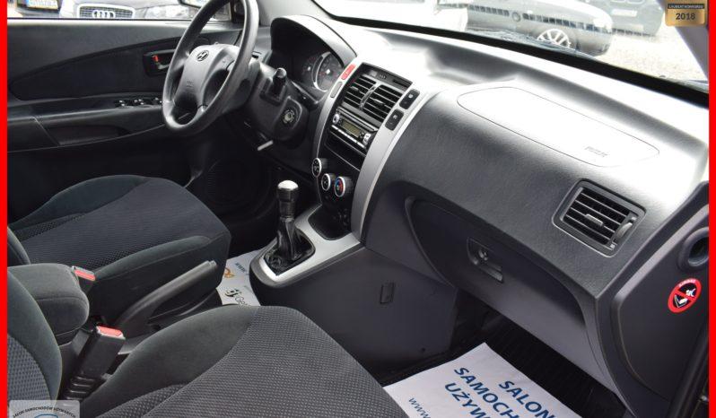 Hyundai Tucson 2.0 Benzyna, Klima, Hak, Zadbany, Bezawaryjny, Gwarancja Techniczna full