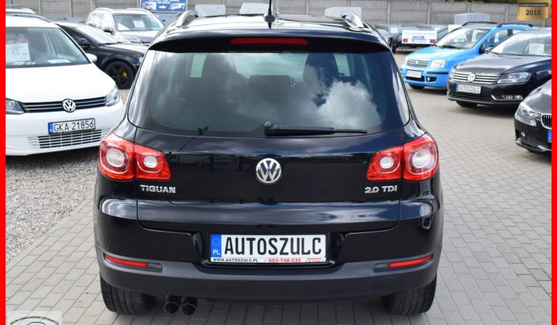 VW Tiguan 2.0 TDI, 4×4, Zarejestrowany, Opłacony, Bez wkładu ( po wymianie rozrządu ) , I-Właściciel, Navi,Klima, Kamera, Gwarancja full