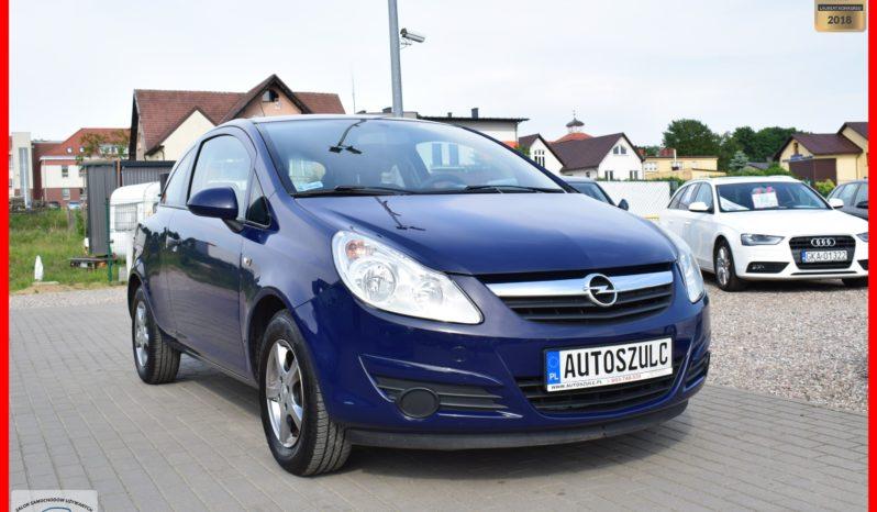 Opel Corsa D 1.0 Benzyna, Zarejestrowany, Ekonomiczny, I-Właściciel, Klima, Opłacony, Bez wkładu własnego, Gwarancja full
