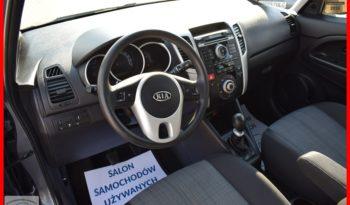 Kia Venga  1.4 Benzyna, Sprowadzony, Zadbany, 5-drzwi, Ekonomiczny, Bezwypadkowy, Model : 2011, Gwarancja full