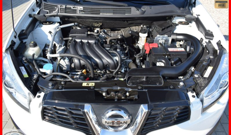 Nissan Qashqai Lift 1.6 Benzyna, Full Opcja, Kamery ( 4szt), Panorama, Niski przebieg, Jak Nowy, Godny Polecenia, Gwarancja full