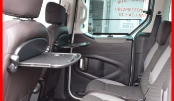 Peugeot Partner Tepee 1.6 Benzyna 16V , Model : 2009, Rozsuwane drzwi, Klima, Hak, I-Właściciel, Serwisowany, Gwarancja full