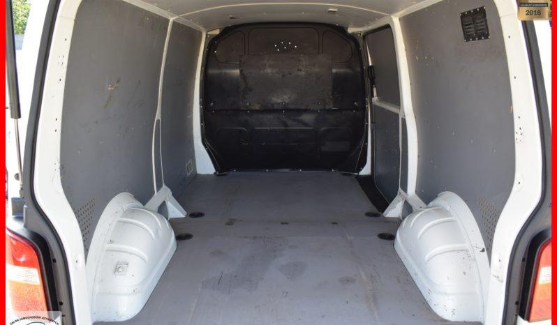 VW Transporter T5 2.5 TDI, Long, 3-osobowy, Spełnia warunki Vat-1, Klima, Hak, Zadbany, Serwisowany full