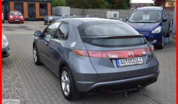 Honda Civic 1.3 Benzyna, Salonowy, Serwisowany, Niski przebieg, Rozkodowany, Gwarancja, 5-drzwi, Ekonomiczny full