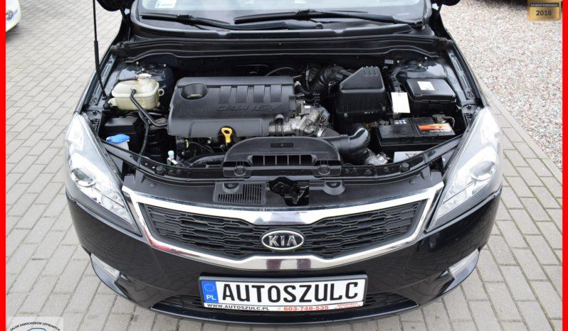 Kia Cee'd 1.6 CRDI , Zarejestrowany, Salonowy, 5-drzwi, Model : 2011, Klima, Gwarancja full