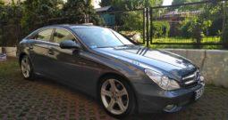 Mercedes-Benz CLS C219 , Zarejestrowany, Opłacony, Sedan, Automat, Salonowy