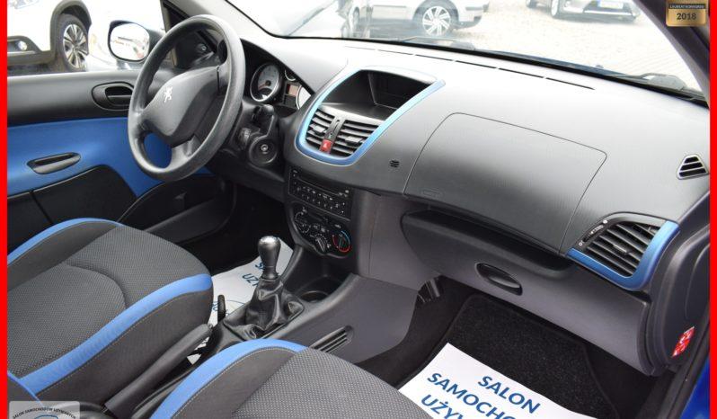 Peugeot 206+ 1.4 Benzyna, I-Właściciel, Serwisowany, 5-drzwi, Ekonomiczny, Zadbany, Klima, Gwarancja full