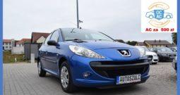 Peugeot 206+ 1.4 Benzyna, I-Właściciel, Serwisowany, 5-drzwi, Ekonomiczny, Zadbany, Klima, Gwarancja