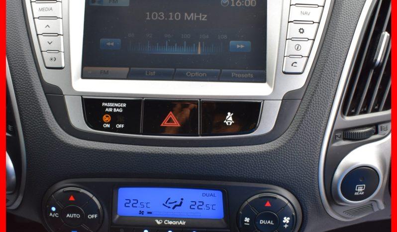 Hyundai IX-35 1.7 CRDI, Sprowadzony, Serwisowany, Kamera cofania, SUV, Rok Gwarancji full