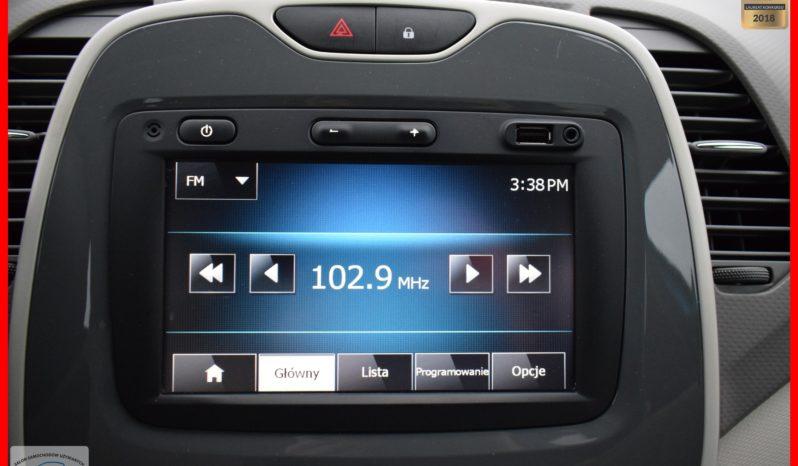 Renault Captur 0,9 Benzyna, Niespotykany !, Navi, Klima, Czujniki , Bezwypadkowy, Niski przebieg, Rok Gwarancji full