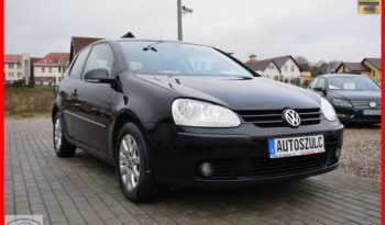 VW Golf V 1.6 Benzyna, Model : 2005, Ekonomiczny, 6- Biegów, Klimatronik, Sprowadzony z Niemiec, Gwarancja full