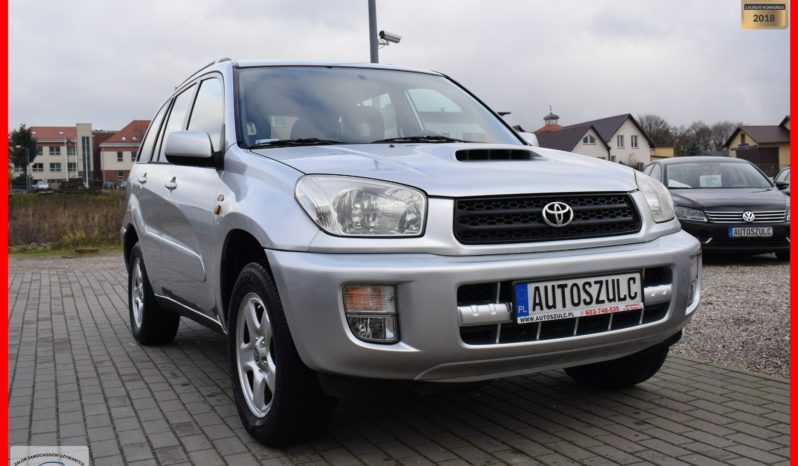 Toyota Rav-4 2.0 D-4D , Zarejestrowany, I-Właściciel, Opłacony, 4×4, Terenowy, Gwarancja full