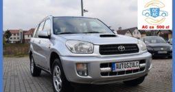 Toyota Rav-4 2.0 D-4D , Zarejestrowany, I-Właściciel, Opłacony, 4×4, Terenowy, Gwarancja