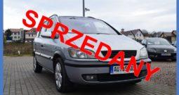 Opel Zafira 2.2 Benz/Gaz, 7-Osobowy, Zarejestrowany, Opłacony, Gaz ważny do 2026r., I-Właściciel