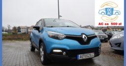 Renault Captur 0,9 Benzyna, Niespotykany !, Navi, Klima, Czujniki , Bezwypadkowy, Niski przebieg, Gwarancja