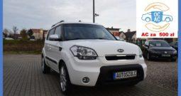 Kia Soul 1.6 Benzyna, z Niemiec ( prywatne ręce ) , Bezwypadkowy, SUV, Gwarancja