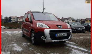 Peugeot Partner Tepee 1.6 HDI, Rozsuwane drzwi, Ekonomiczny, Najlepszy silnik, Rok Gwarancji full