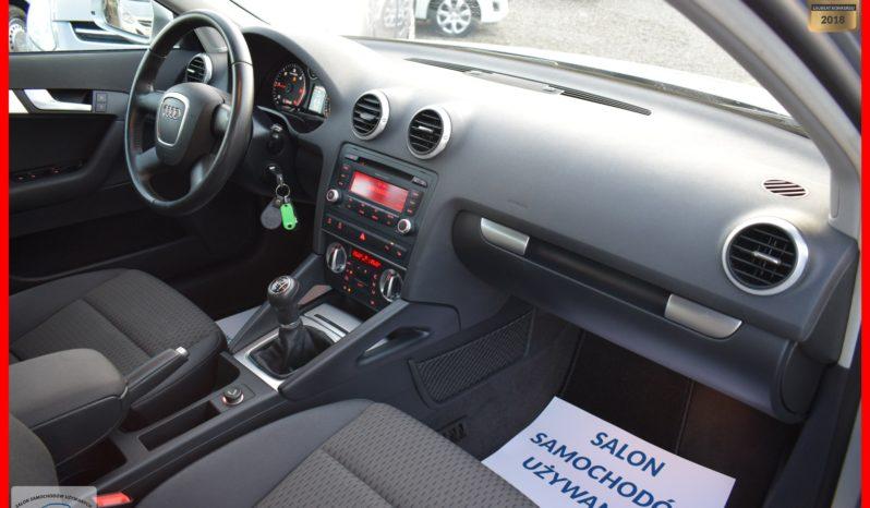 Audi A3 8P 2.0 TDI , Sportback, Sprowadzony, Zadbany, Ekonomiczny, Rok Gwarancji full