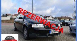Audi A6 C5 2.0 Benzyna, Zarejestrowany, Kombi, Zadbany, Sprawny 100%, Rok gwarancji