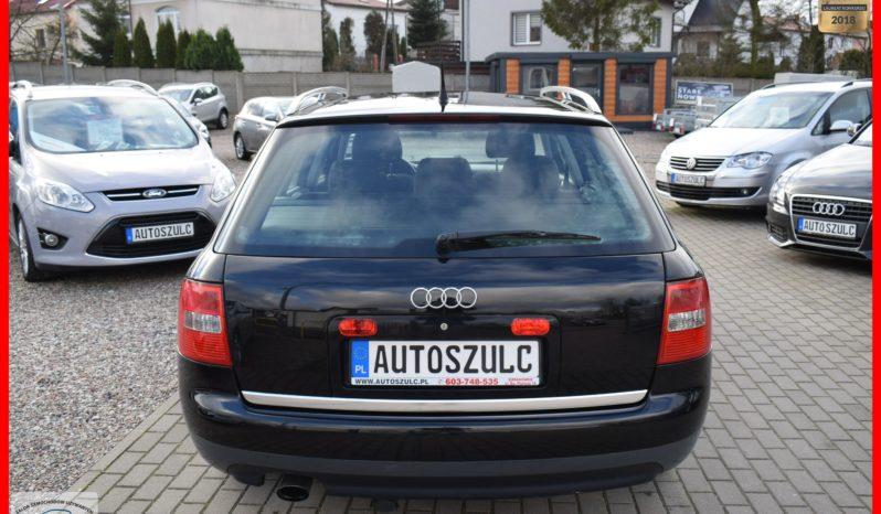 Audi A6 C5 2.0 Benzyna, Zarejestrowany, Kombi, Zadbany, Sprawny 100%, Rok gwarancji full