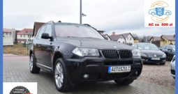 BMW X3 2.0 Diesel, Terenowy 4×4, M-Pakiet, Panoramiczny dach, Serwisowany, Bezwypadkowy, Rok Gwarancji