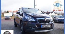 Opel Mokka 1.7 CDTI , Zarejestrowany, 4×4, Opłacony, I-Właściciel, Zadbany, Rok Gwarancji