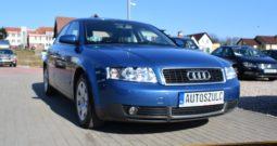 Audi A4 B6 1.9 TDI, Limuzyna, Zarejestrowany, Najlepsza jednostka, I-Właściciel, Zadbany, Rok Gwarancji