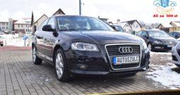 Audi A3 1.9 TDI Sportback, Lift, Nowy Model, 5-drzwi, Serwisowany, Bardzo zadbany, Rok gwarancji