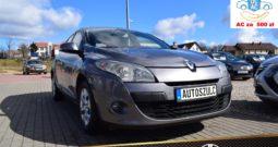 Renault Megane 1.6 Benzyna, Nowy Model, Salonowy, Serwisowany, Niski przebieg, Rok Gwarancji