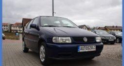 VW Polo 1.0 Benzyna, Zarejestrowany, 5-drzwi, Opłacony, Prosty i Tani