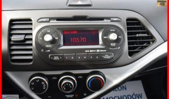 Kia Picanto 1,25 Benzyna, Model : 2014, Bogata wersja, Serwisowany, Z importu, I-Właściciel, Rok Gwarancji full