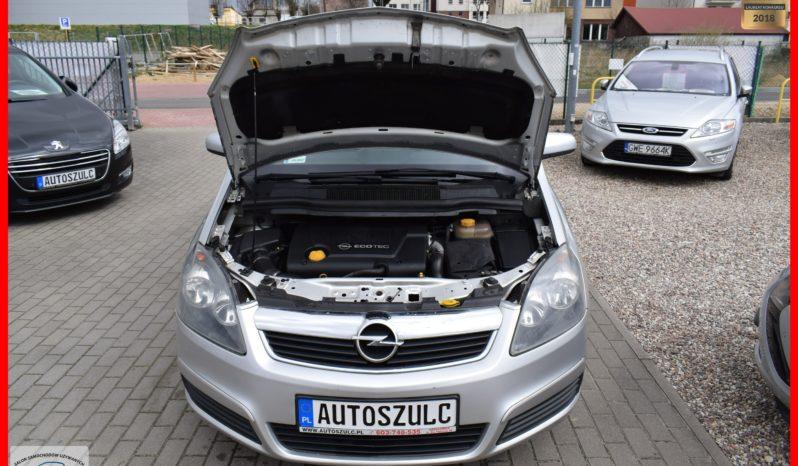 Opel Zafira 1.9 CDTI, 7-Osobowy, Zarejestrowany, I-Właściciel, Rodzinny, Zadbany, Rok Gwarancji full