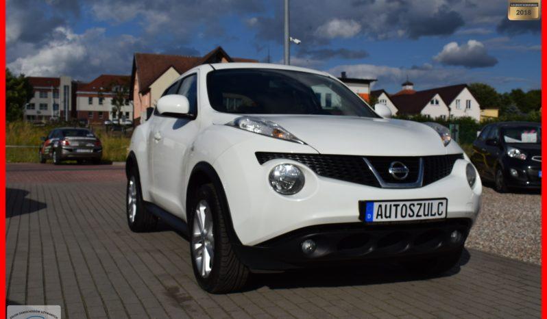 Nissan Juke 1.6 Benzyna, Bogate wyposażenie, Zadbany, Biała perła, Serwisowany, Bezwypadkowy, Rok Gwarancji full