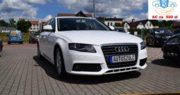 Audi A4 B8 1.8 Benzyna, 160 PS, Kombi, Sprowadzony, Przejrzany technicznie – sprawny, Rok Gwarancji