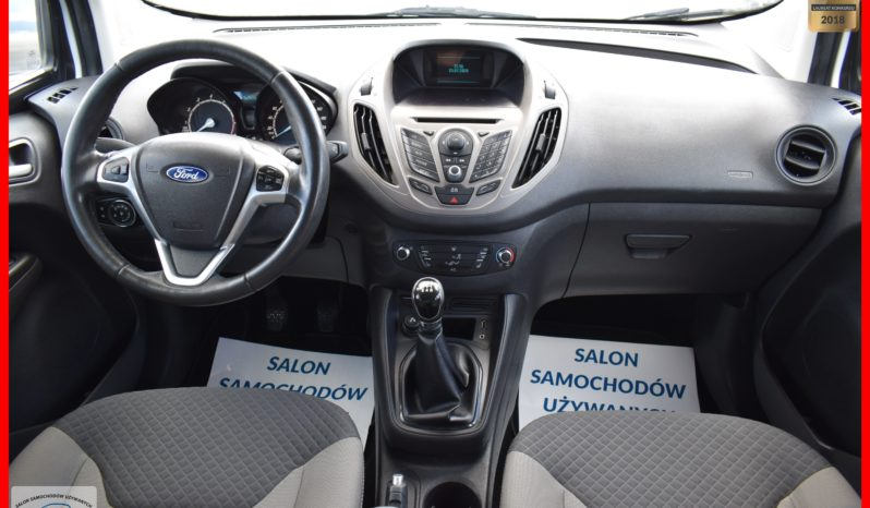 Ford Tourneo Courier 1.0 Benzyna EcoBoost, 5-osób, Sprowadzony, Serwisowany, I-Właściciel, Rok Gwarancji full