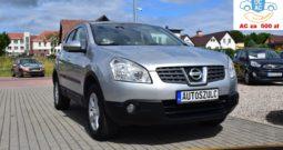 Nissan Qashqai 1.6 Benzyna, Zarejestrowany, Salonowy, Zadbany, Opłacony, Rok Gwarancji