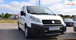 Fiat Scudo 2.0 JTD, Ciężarowy, 2-osobowy, Spełnia Vat-1, Zarejestrowany, Rok Gwarancji