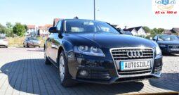 Audi A4 B8 1.8 Benzyna, Limuzyna, Sprowadzony, I-Właściciel, Rok Gwarancji