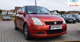 Suzuki Swift 1.5 Benzyna + Gaz , Gaz ważny do 2026 roku, Zarejestrowany, 5-drzwi, Ekonomiczny, Rok Gwarancji