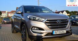 Hyundai Tucson 1.7 CRDI, Model: 2016 , Pełna opcja, Bezwypadkowy, Rok Gwarancji