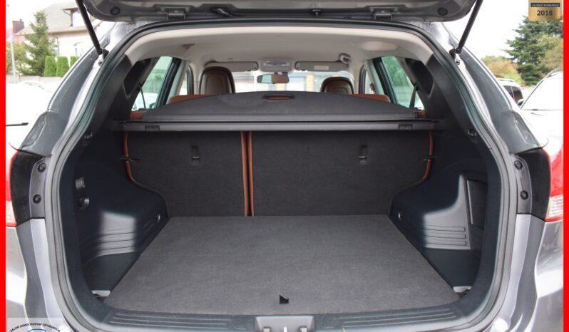 Hyundai IX-35 2.0 CRDI, Sprowadzony, Skóra, Zadbany, Rok Gwarancji full